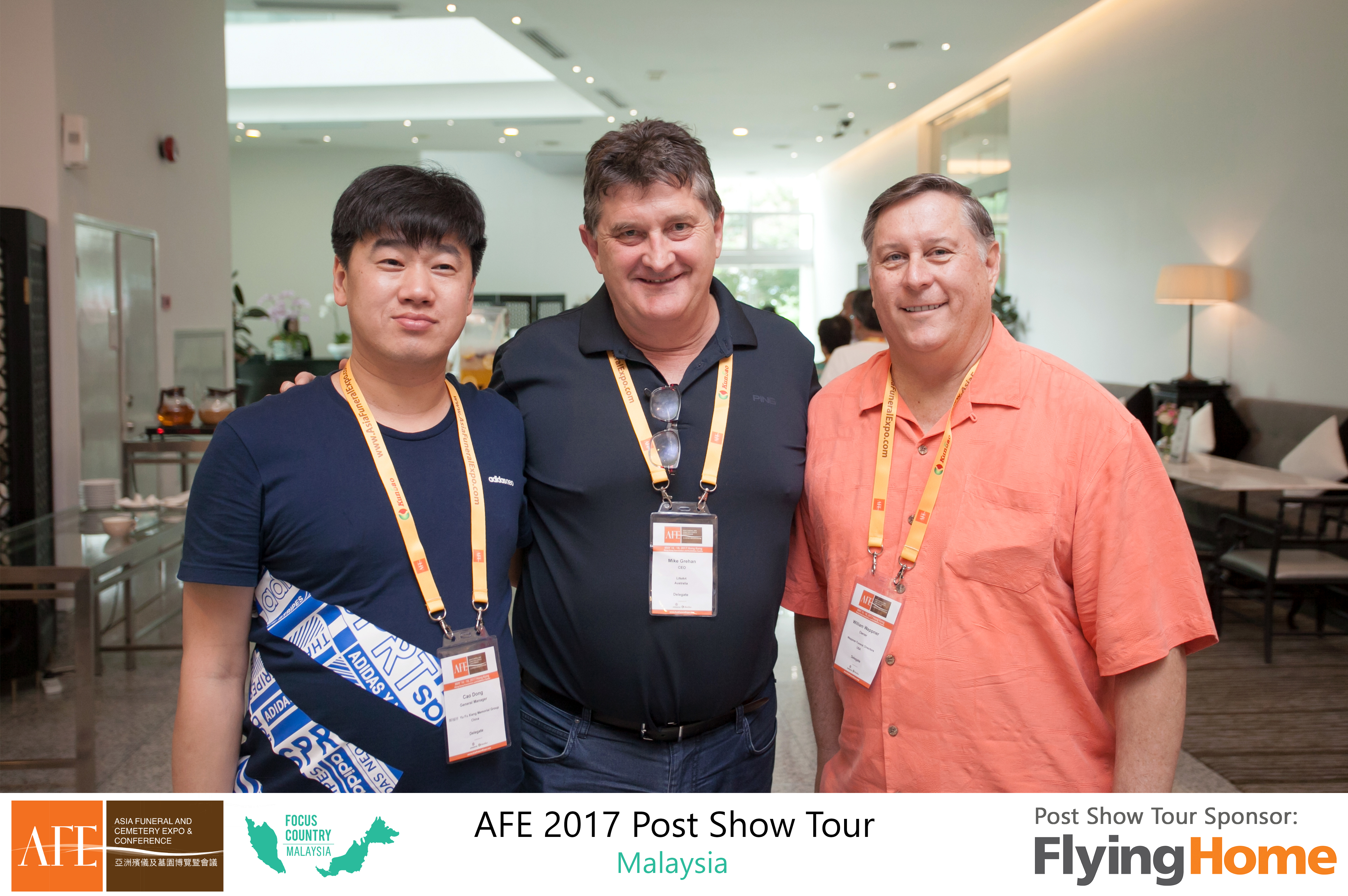 AFE Post Show Tour 2017 Day 3 -24