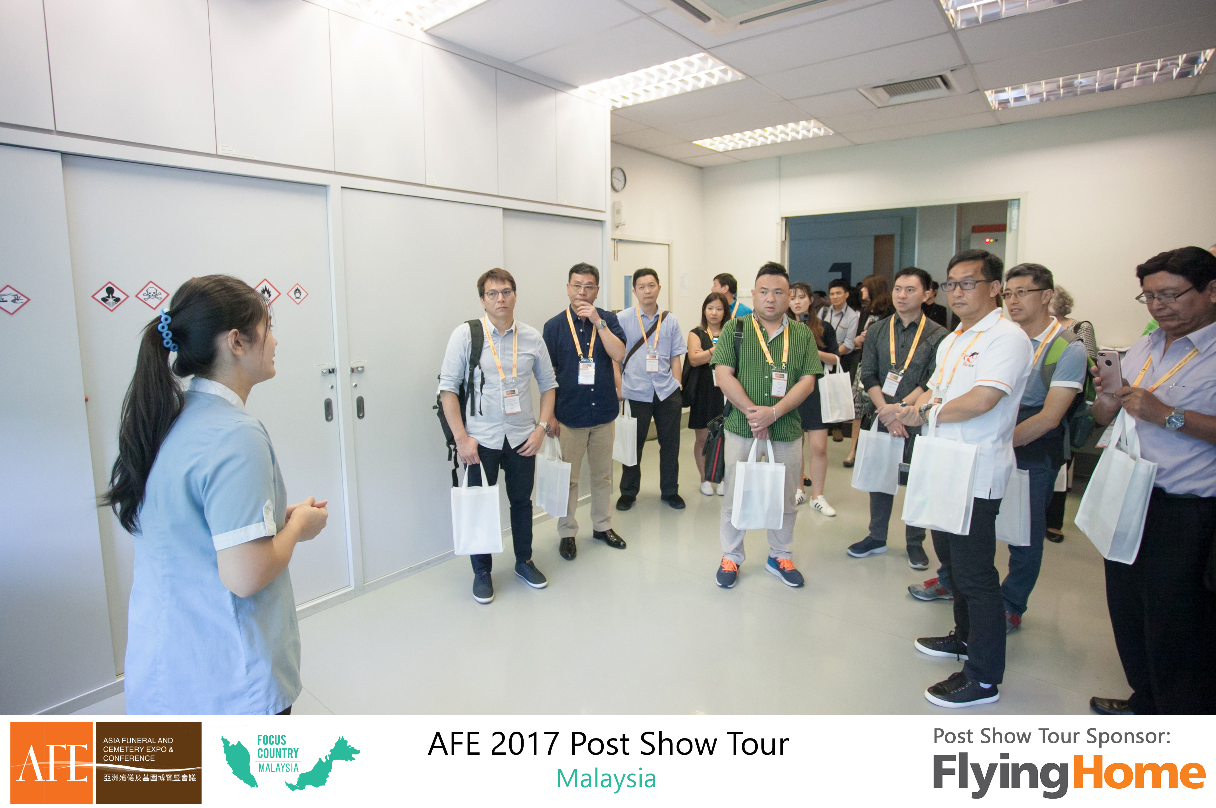 AFE Post Show Tour 2017 Day 3 -33