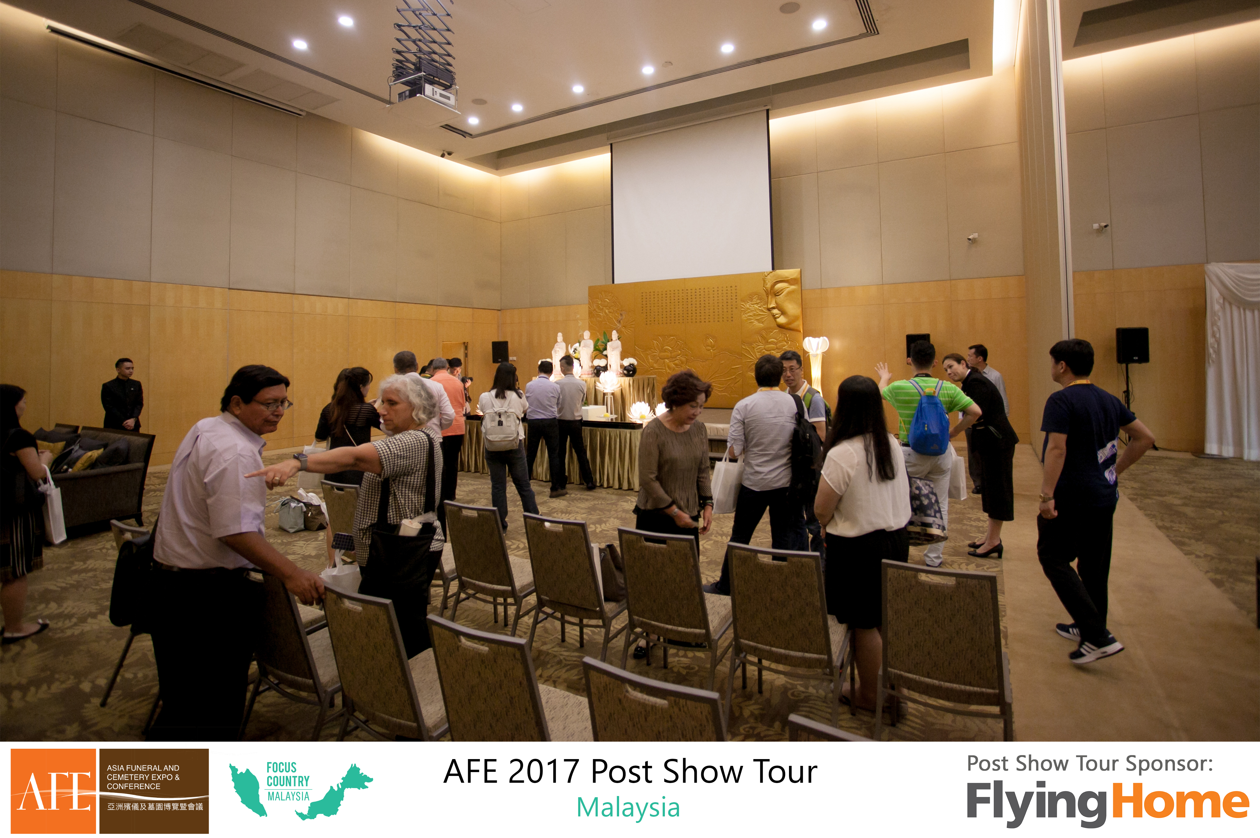 AFE Post Show Tour 2017 Day 3 -58