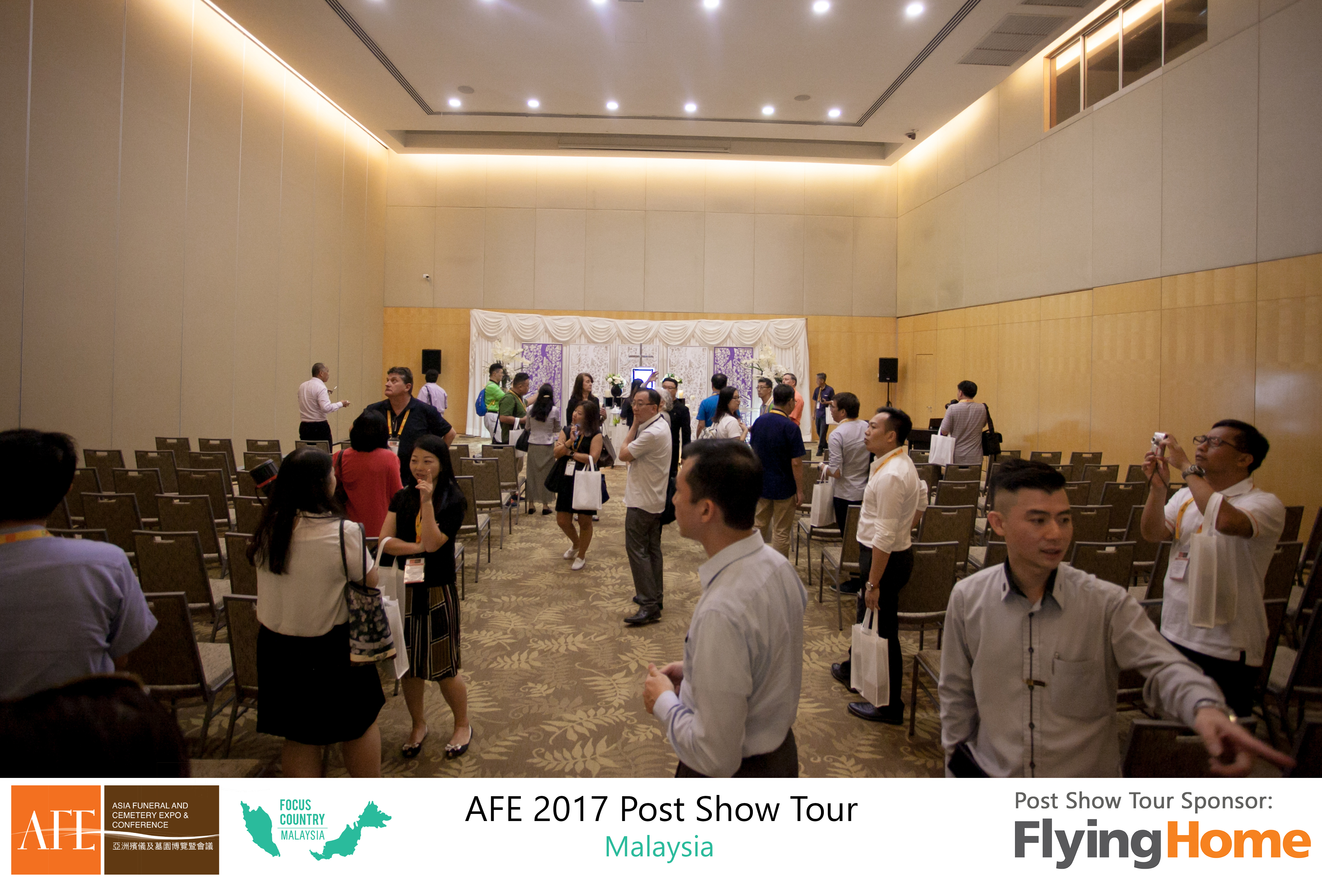 AFE Post Show Tour 2017 Day 3 -59