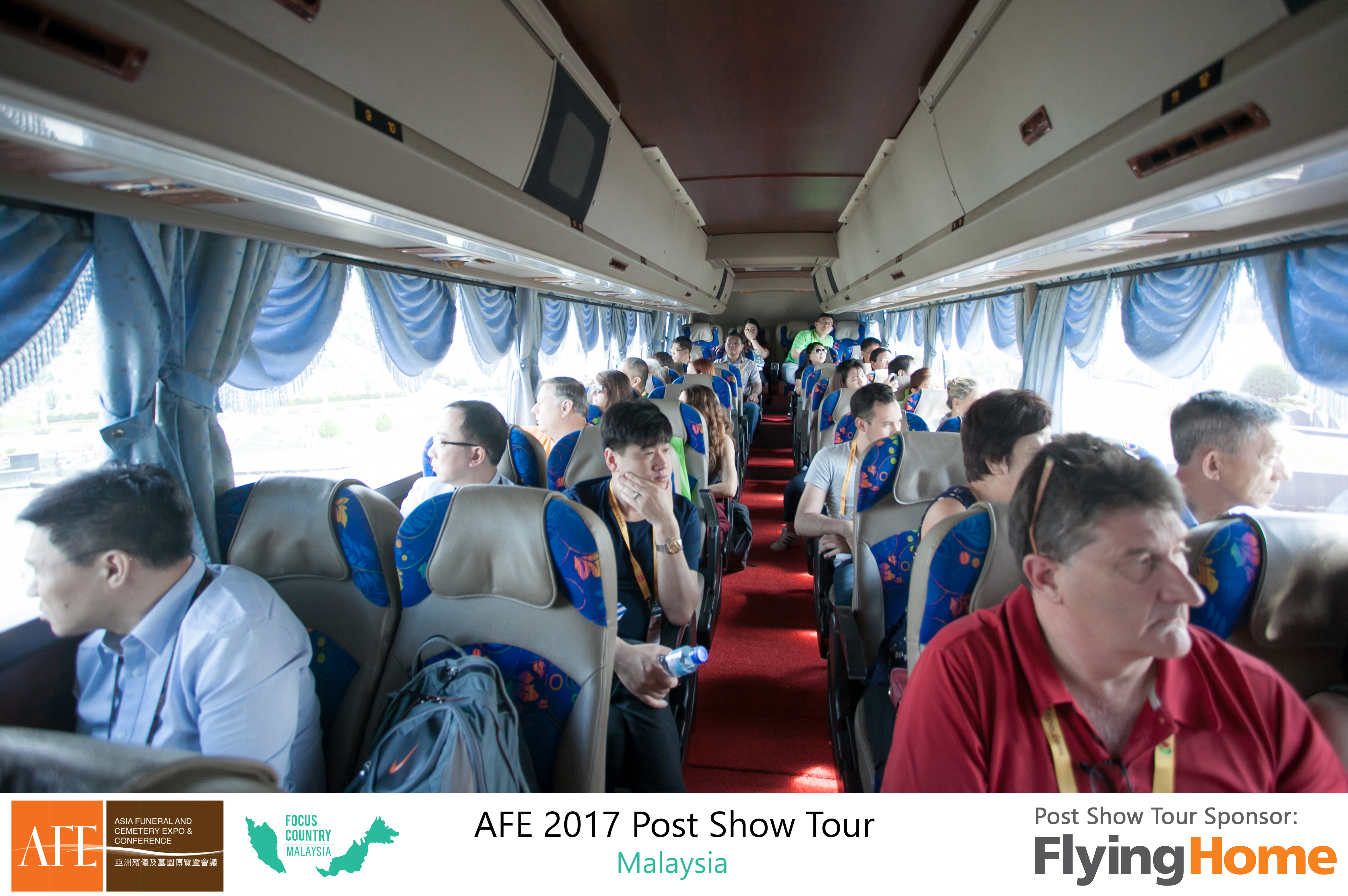 AFE Post Show Tour 2017 Day 4 - 06