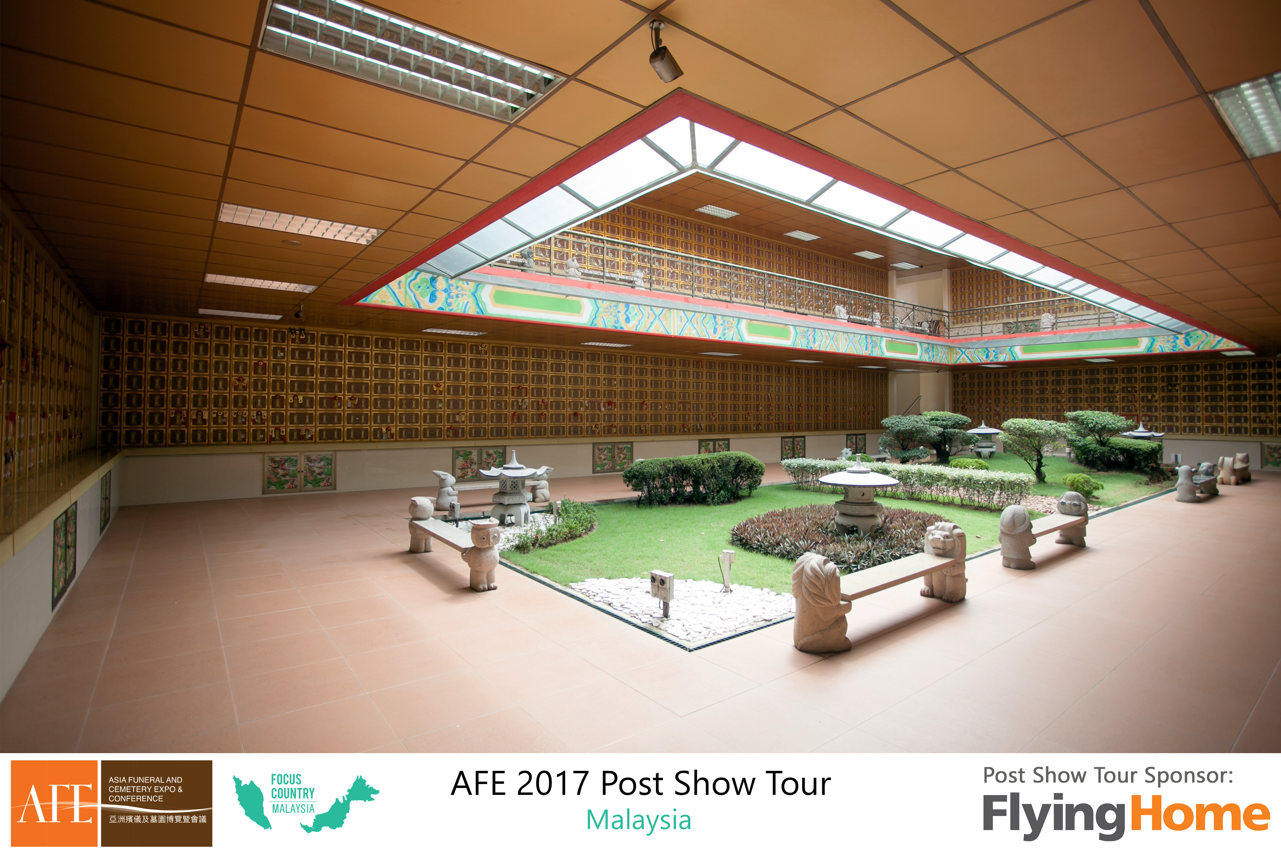 AFE Post Show Tour 2017 Day 4 - 10