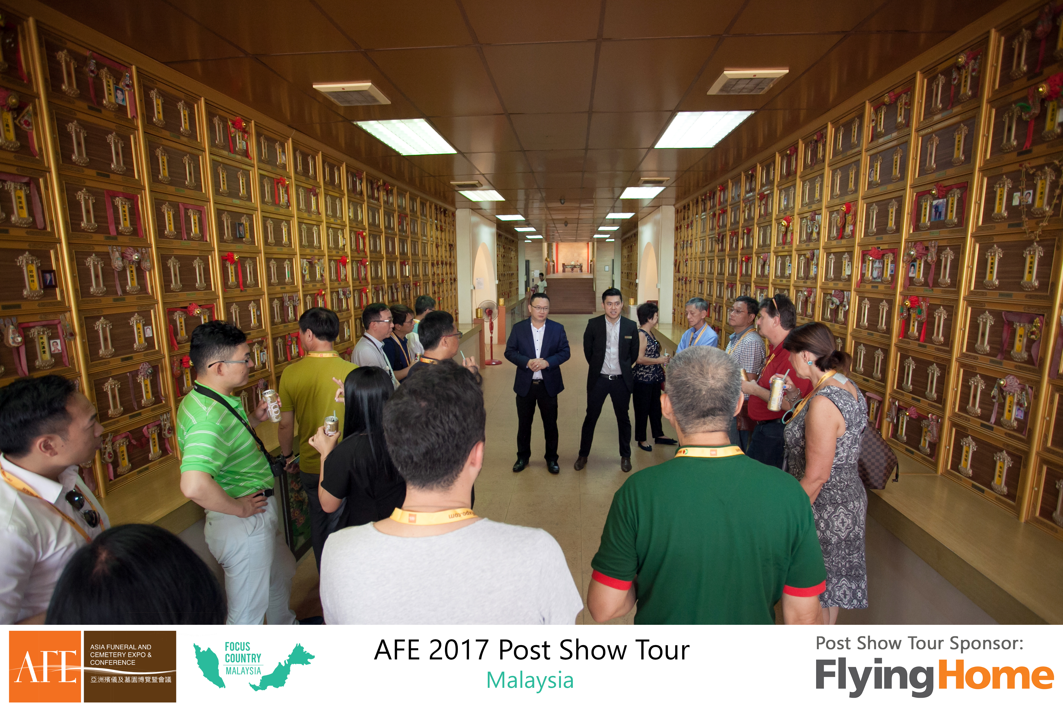 AFE Post Show Tour 2017 Day 4 - 11