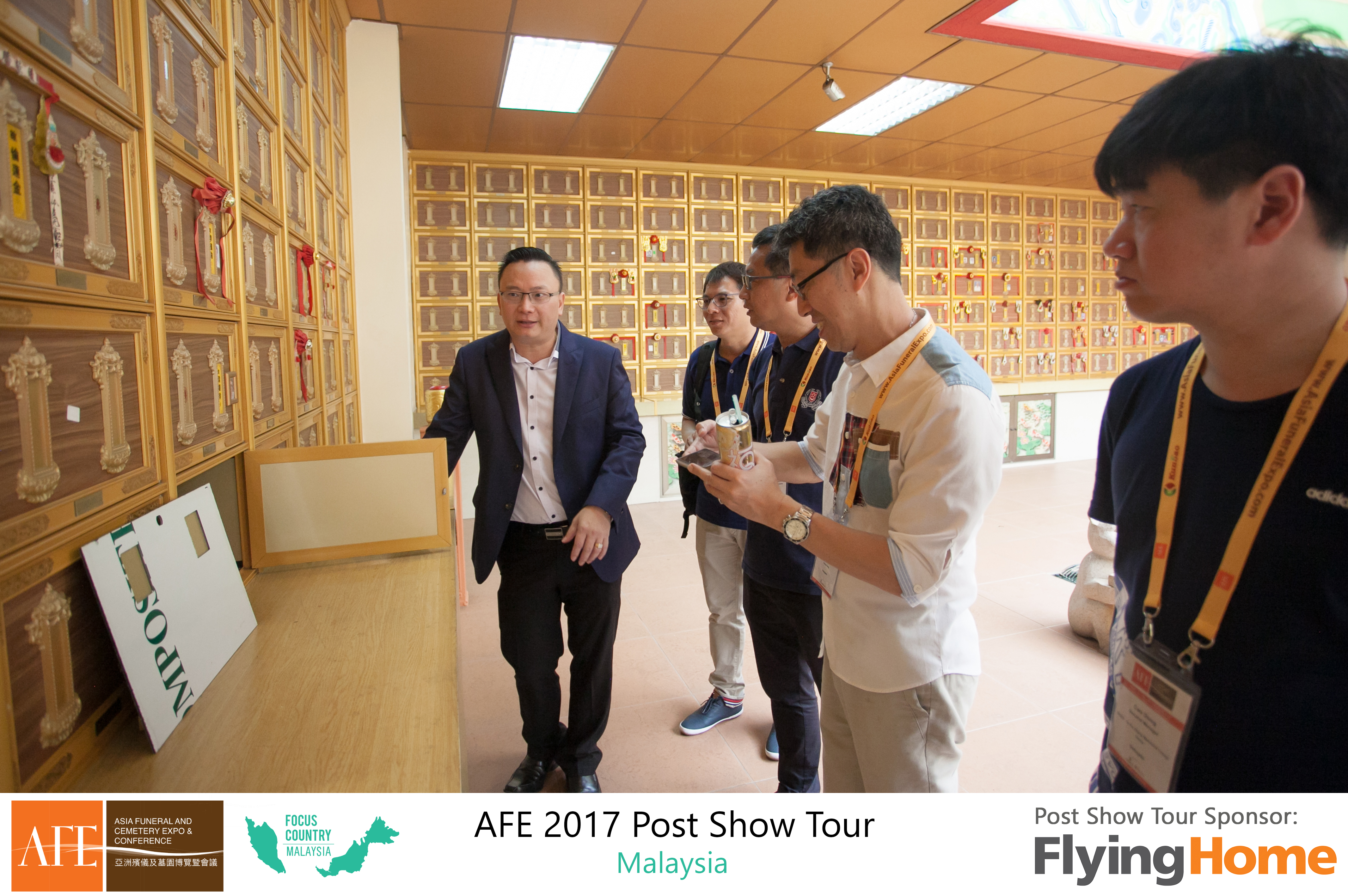 AFE Post Show Tour 2017 Day 4 - 12