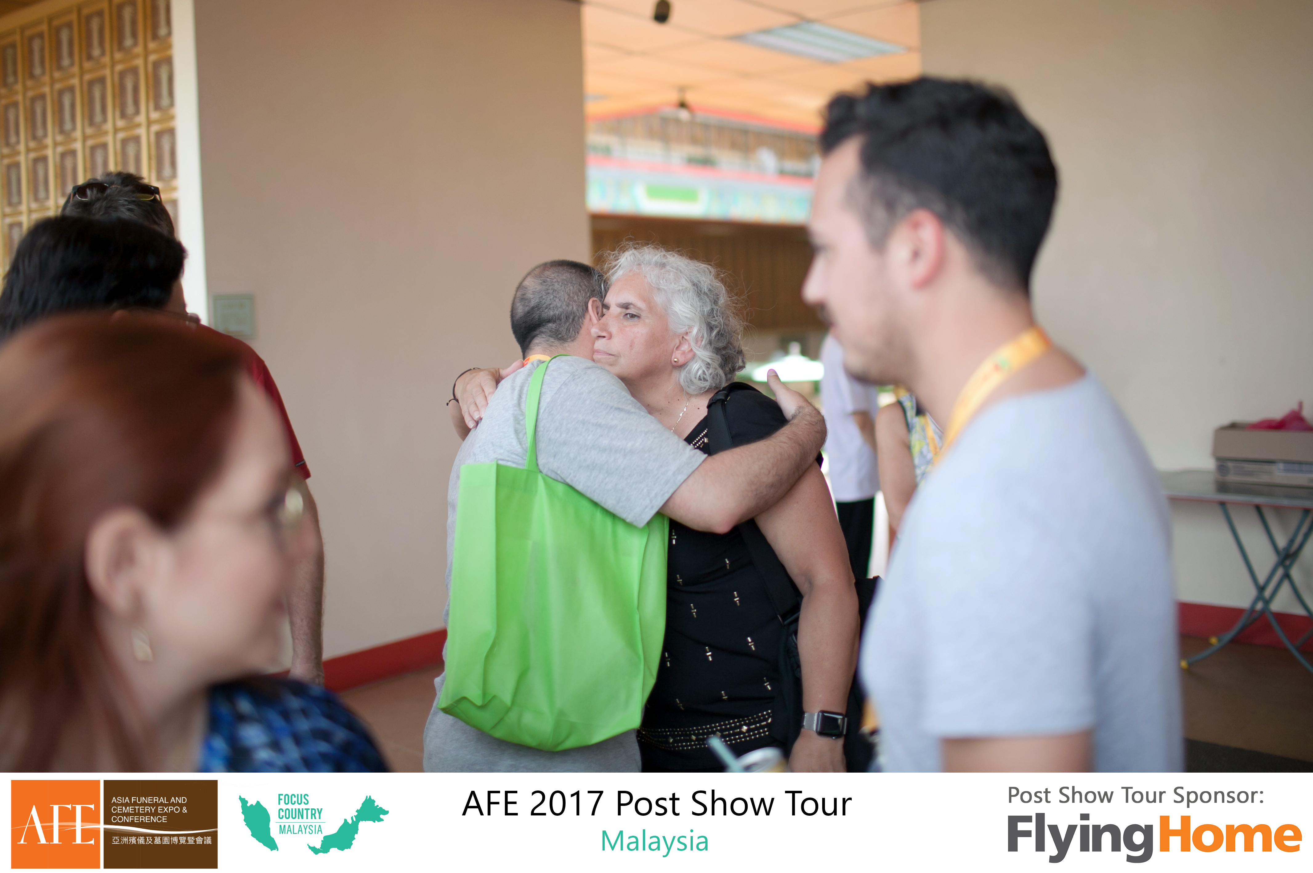 AFE Post Show Tour 2017 Day 4 - 13