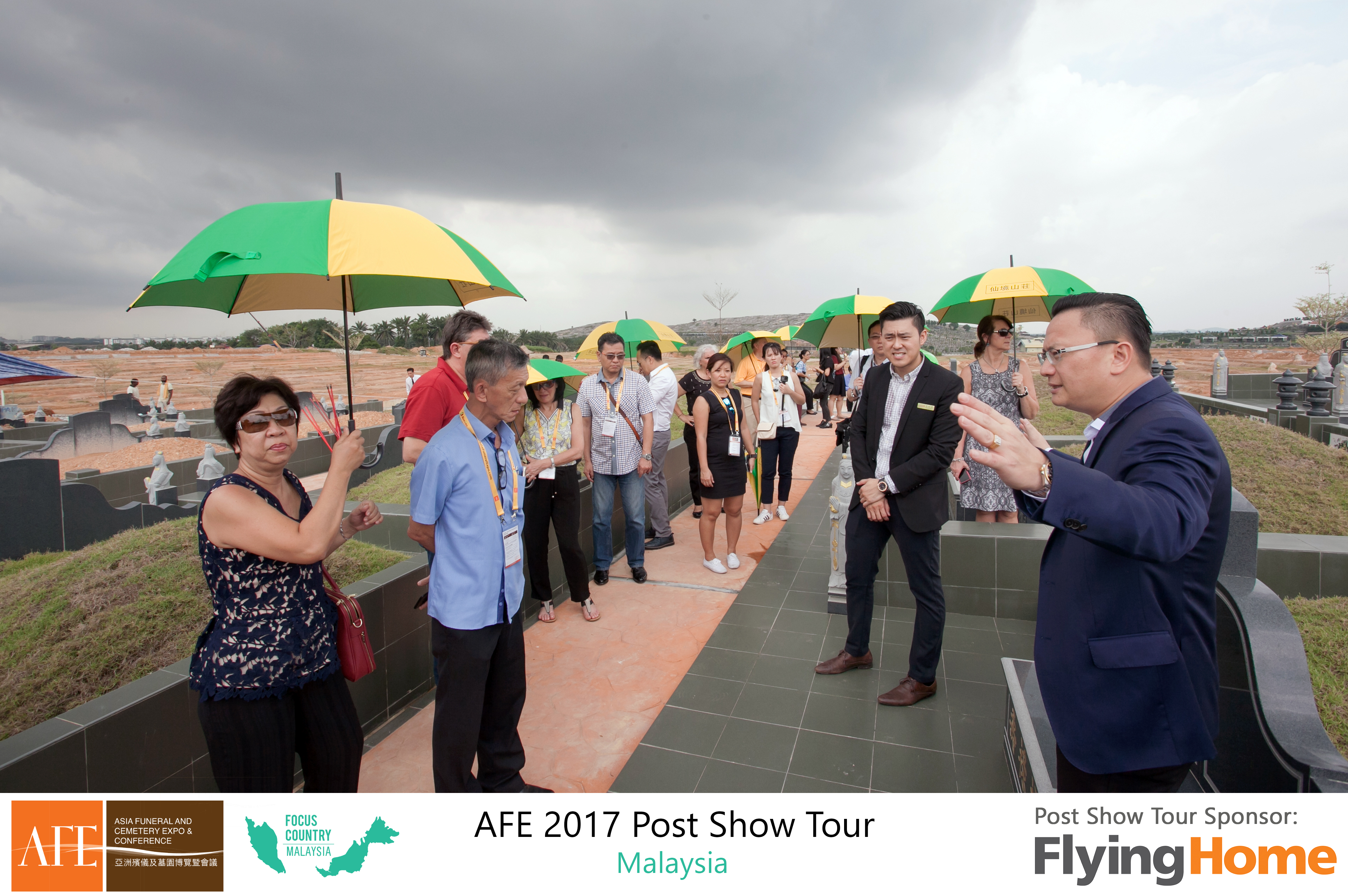 AFE Post Show Tour 2017 Day 4 - 22