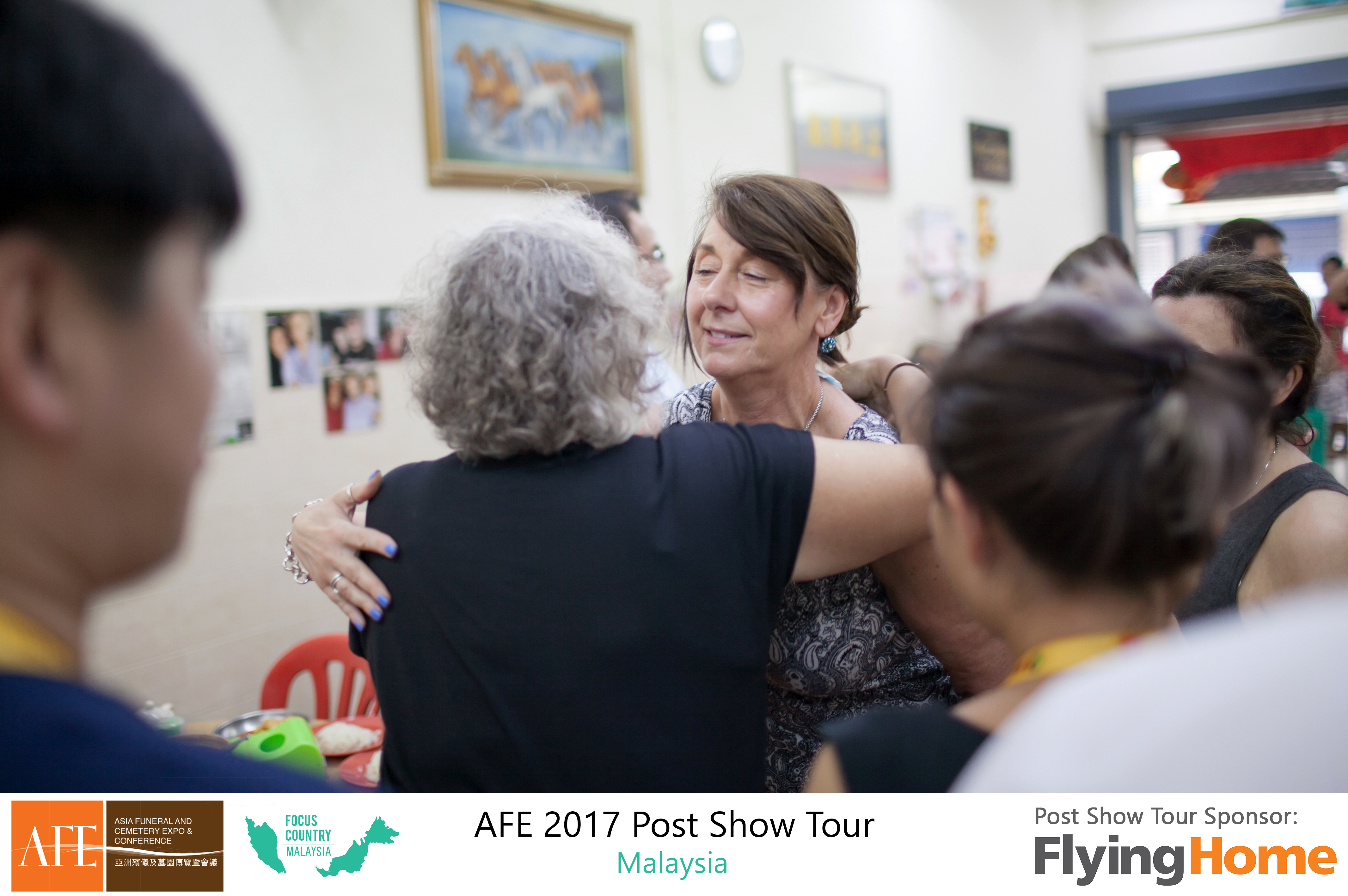 AFE Post Show Tour 2017 Day 4 - 28