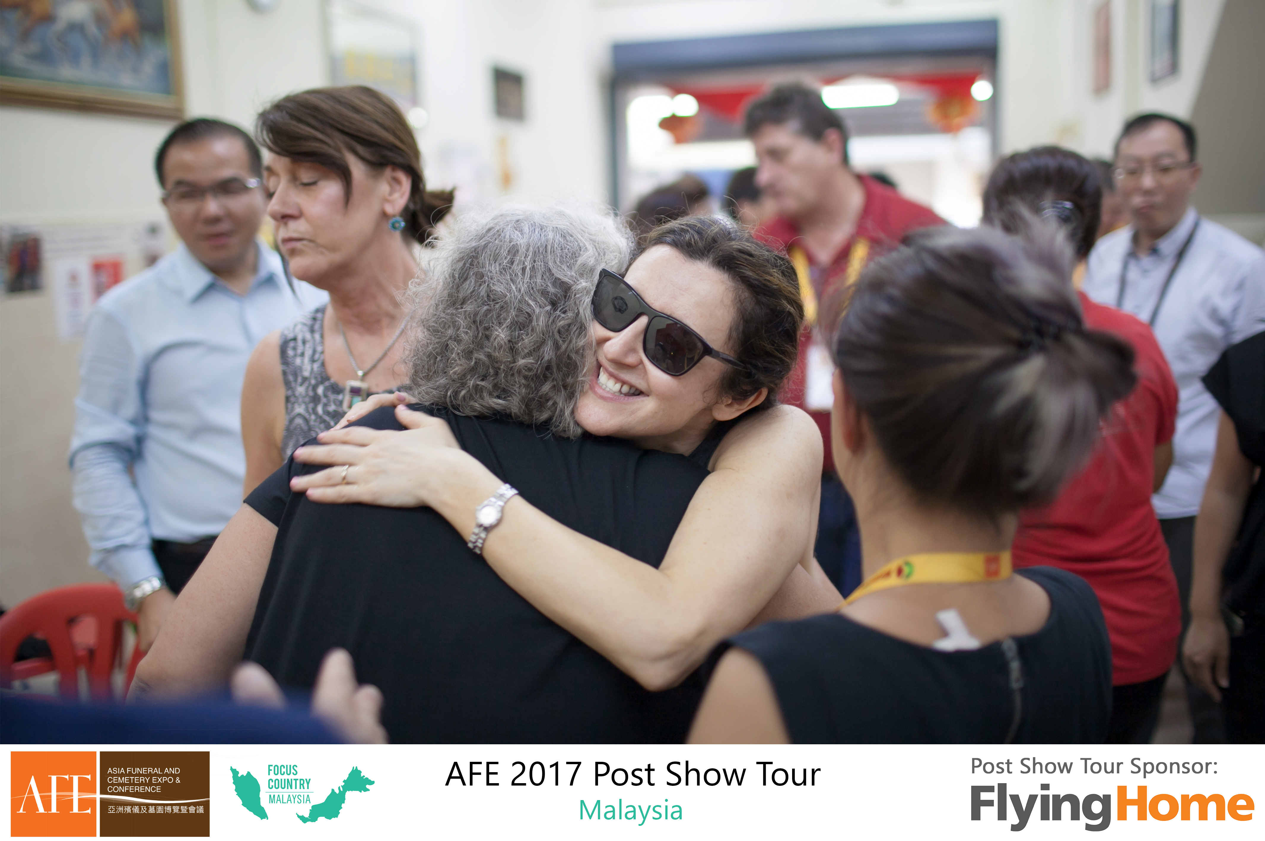 AFE Post Show Tour 2017 Day 4 - 29