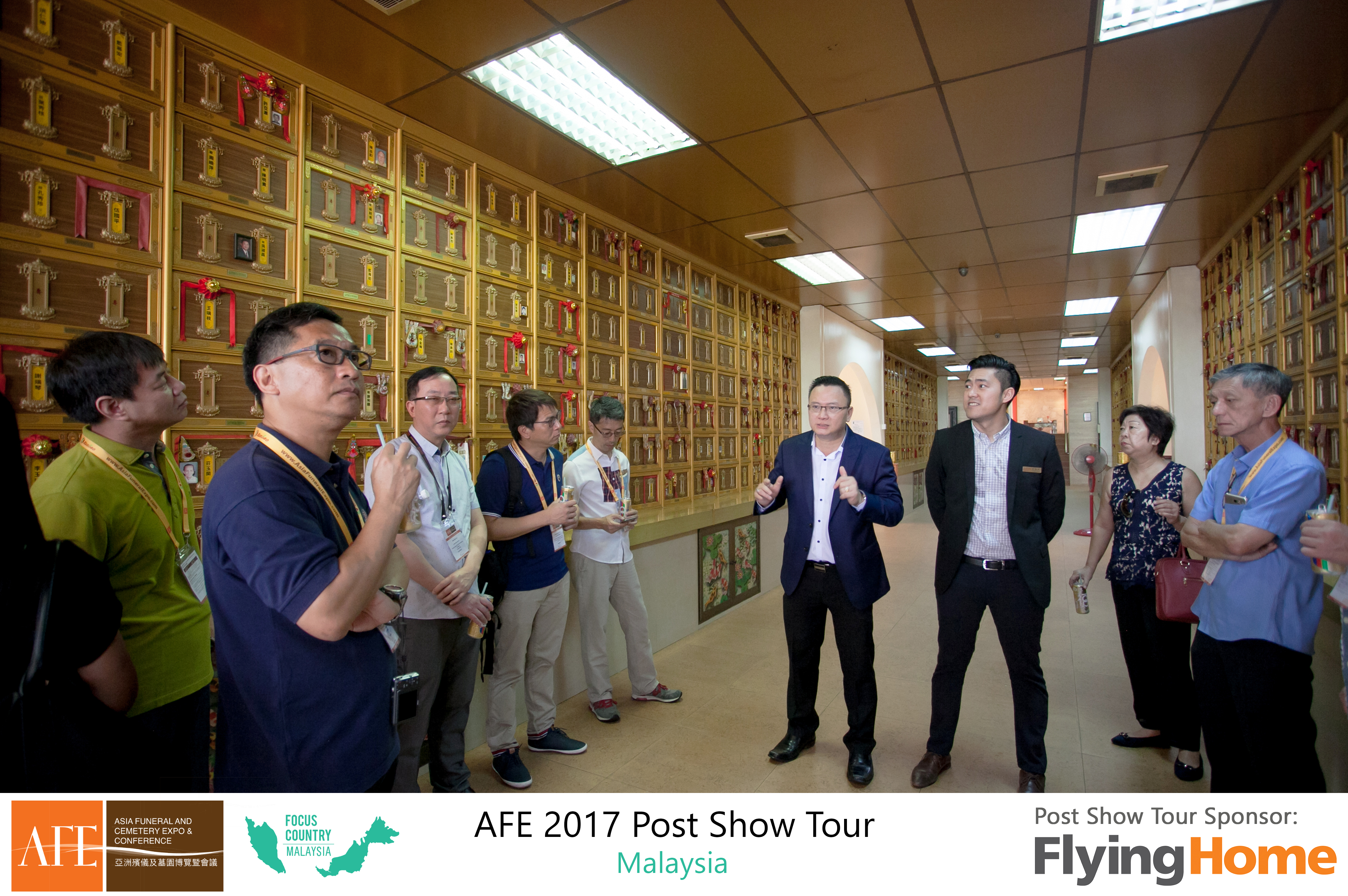 AFE Post Show Tour 2017 Day 4 - 39