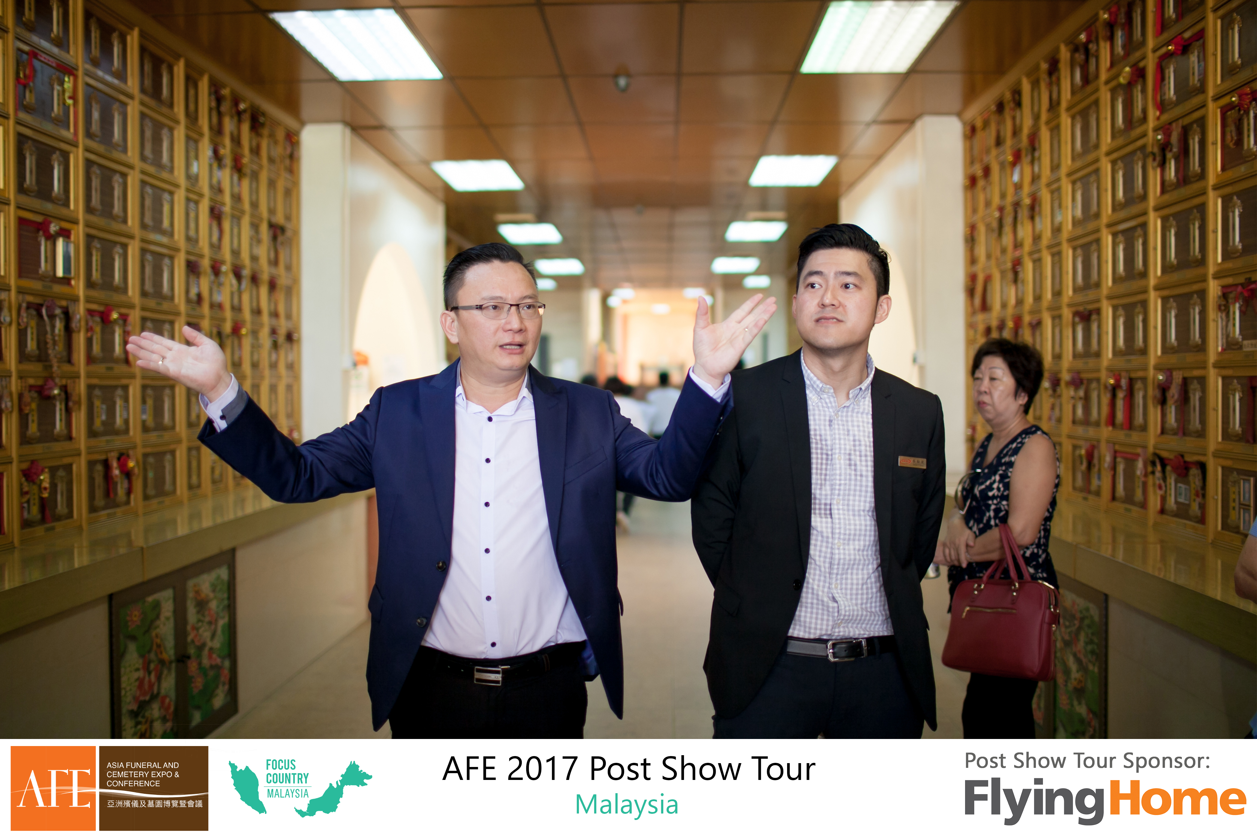 AFE Post Show Tour 2017 Day 4 - 40