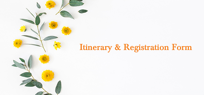 Itinerary Registration Eng