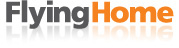 FlyingHome Logo | Human Remains Repatriation